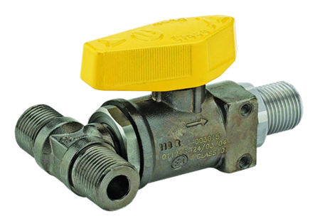 RUB CNG In-line Nozzle